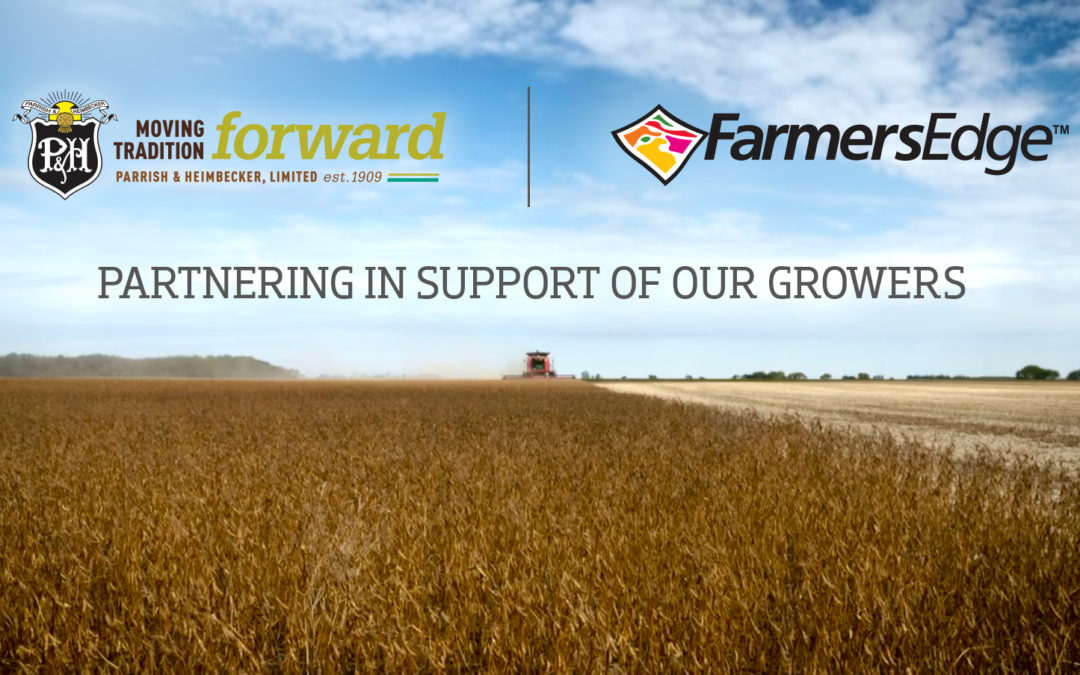 P&H Partners with Farmers Edge to Boost Grower Profitability Through Precision Agriculture and Big Data