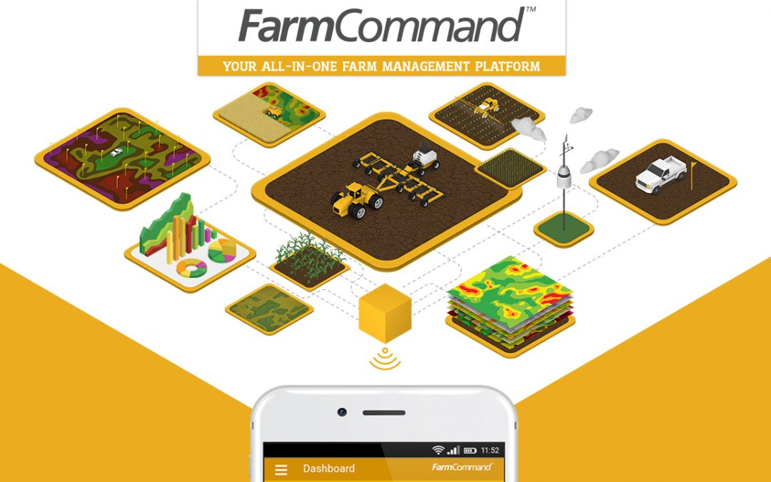 Farmers Edge Unveils Next-Gen FarmCommand™, Shifting Industry from Precision to Decision Agriculture