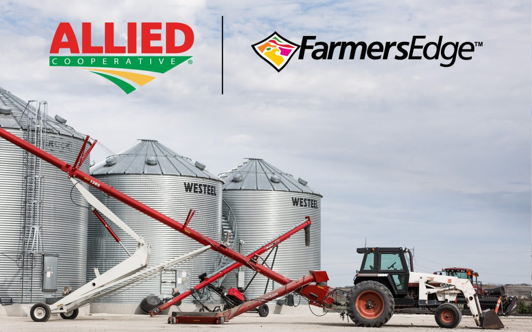 Farmers Edge Partners with Allied Cooperative to Accelerate Wisconsin's Transition to Data-Driven Decision Agriculture