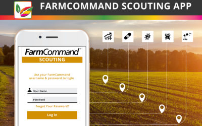 Farmers Edge Introduces FarmCommand™ Scouting, The Company's First App-Based In-Field Observation Tool