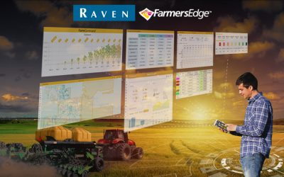 Raven Industries and Farmers Edge Establish Agreement to Develop and Deliver Advanced Agronomic Tools