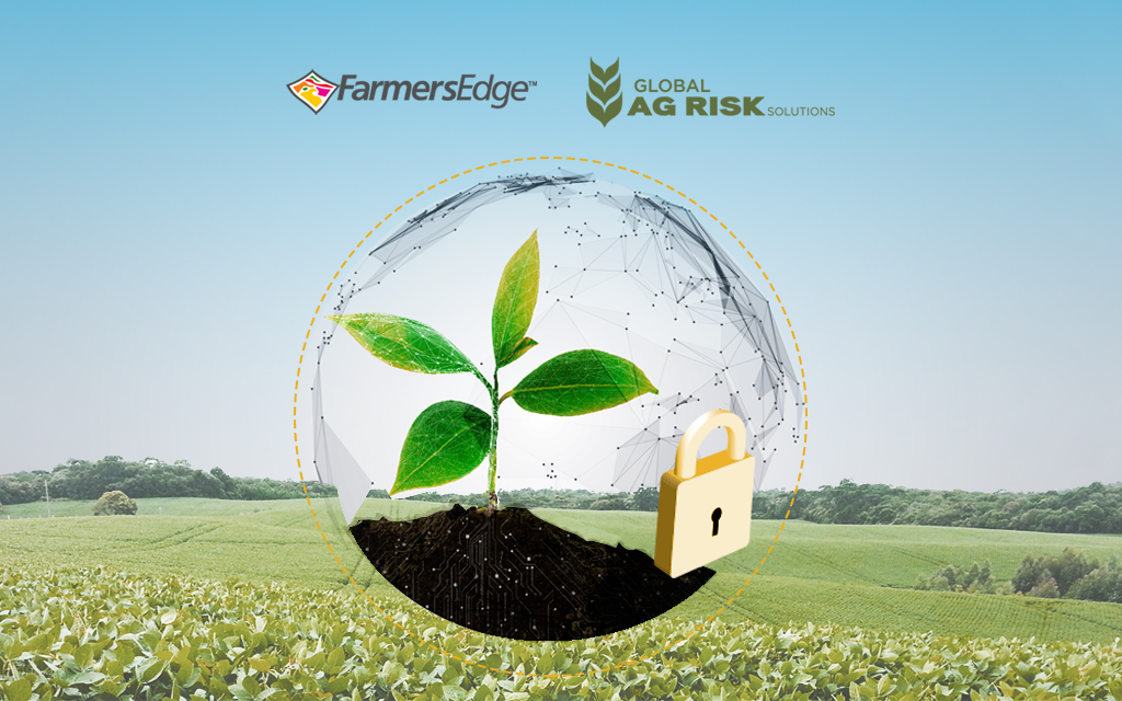 Farmers Edge and Global Ag Risk Solutions Enter Strategic Alignment to Deliver Innovative Model for Crop Insurance to Farmers