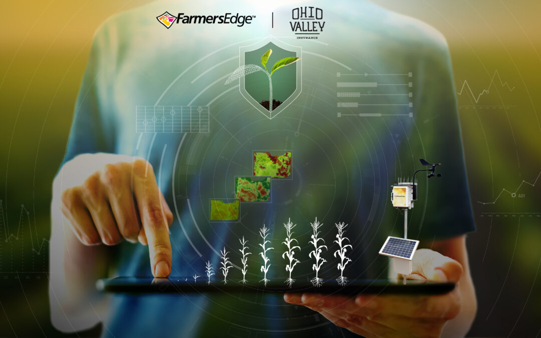 Ohio Valley Insurance and Farmers Edge Form Strategic Alliance to Digitize Crop Insurance Services and Offer Customized, Data-Driven Coverage to Growers