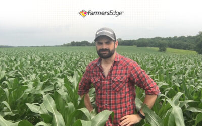 Farmers Edge Fam Profile: Ben Johnson, Product Marketing Manager