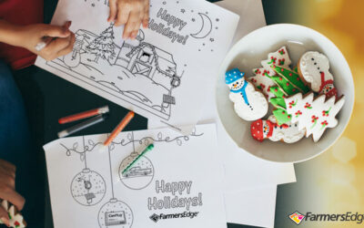 Free Holiday Printable Coloring Page