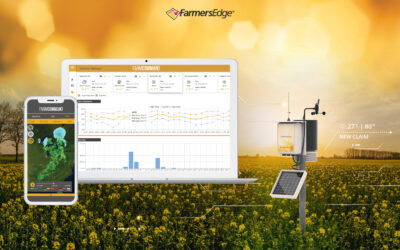 Farmers Edge Announces First of its Kind Canola Heat Blast Yield Protection