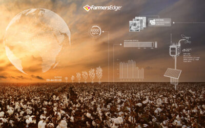 Farmers Edge Enters into Partnership with AgTech Garage